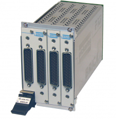 4-slot BRIC large PXI matrix, 1-Pole, 84x12 - 40-559-401-84x12