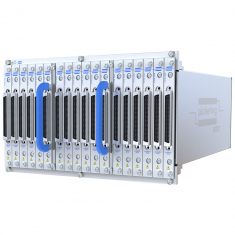 PXI 12-Slot BRIC Matrix, 44x8 2-Pole (2 sub-cards) - 40-562B-322-44X8