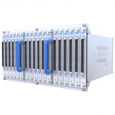 PXI 12-Slot BRIC Matrix, 484x4 2-Pole (11 sub-cards) - 40-562B-322-484X4