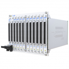 PXI 8-Slot BRIC Matrix, 440x4 1-Pole (10 sub-cards) - 40-562B-121-440X4