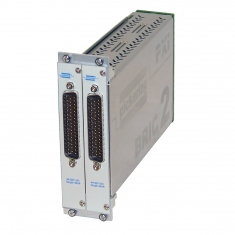 PXI 2 Slot BRIC 44x8 2A 1-pole matrix - 40-567-201
