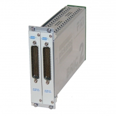 PXI 2 Slot BRIC 75x4 2A 1-pole matrix - 40-568-201