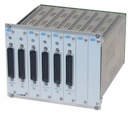 PXI 3A Power MUX BRIC, 10-Channel, 24-Pole - 40-571-105