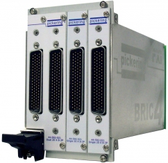 PXI BRIC4 HD  FIBO Matrix 124x8 2pin brkout - 40-592-021-124X8-2P