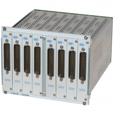 PXI 8 Slot BRIC 290x6 2A 1-pole matrix - 40-596-105