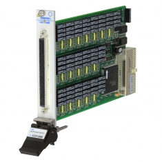 PXI 5 Banks of  16 Channel 1 Pole MUX - 40-615-021-5/16/1
