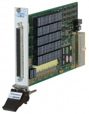 PXI Very High Density Multiplexer, 99-Channel, 1-pole - 40-670C-021-99/1