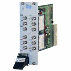 PXI 4 x uWave Relay 2.5GHz 75 Ohm 1.6/5.6 - 40-780-754