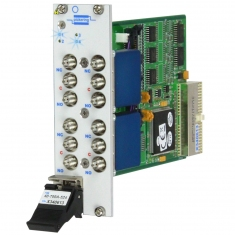 PXI Quad Microwave SPDT Relay, 50GHz 50 Ohm SMA-2.4, 40-780A-554