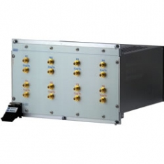 PXI 3x3 10GHz Matrix with Loop-Thru & Term - 40-787-518-3X3-L-T