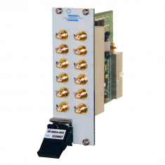 PXI Quad SPDT 8GHz Switch, SMA, terminated - 40-880A-002