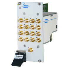 PXI Single 16 to 1 8GHz Solid State RF Multiplexer - 40-883A-002