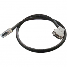 Cable Assy 15-Pin D-type F/F 0.5M - 40-970-015-0.5m-FF