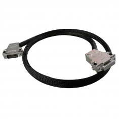 Cable Assy 26-Pin D-type M/F 0.5M - 40-970-026-0.5m-MF