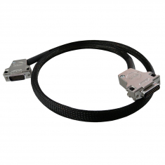 Cable Assy 26-Pin D-type M/M 0.5M - 40-970-026-0.5m-MM