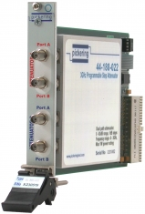 PXI Dual RF Attenuator 63dB in 1 dB steps - 41-180-022