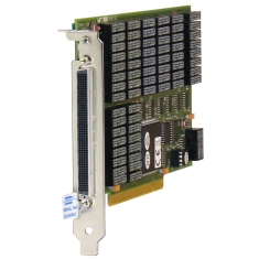 PCI 64xSPST Reed Relay Card - 50-115A-121