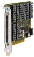 PCI 64xSPST Reed Relay Card - 50-115-121