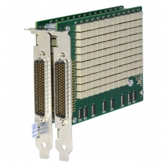 PCI Dual Bus 64-Channel 2A Fault Insertion Switch - 50-190-102