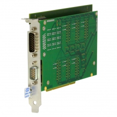 PCI Strain Gauge Simulator Card, 6-Channel, 2k Ohm - 50-265-306