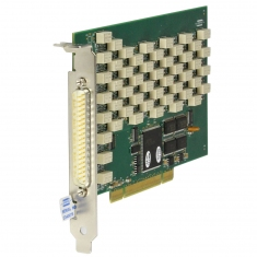 PCI Resistor Card 4-Channel 1R to 63.7R With SPDT - 50-293-111