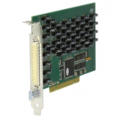 PCI Programmable Resistor Card 4-Channel 2 Ohm to 63.7 Ohm, 50-294-011