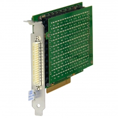 PCI High Density Potentiometer Card 3-Channel, 24-Bit, 0 to 16M Ohm - 50-296A-121-3/24