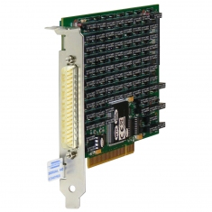 PCI High Density Potentiometer Card 1-Channel, 24-Bit, 0 to 16M Ohm - 50-296A-021-1/24