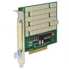 PCI Precision Resistor Card 4-Channel 1.5R to 6.97k - 50-297-124
