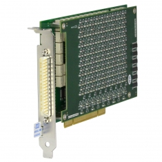 PCI Precision Resistor Card 9-Channel 1.5R to 472R - 50-297-020