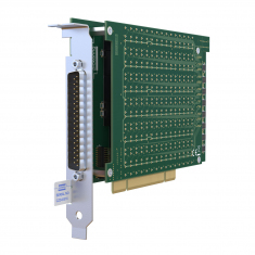 PCI Precision Resistor Card 4-Channel 3 Ohm to 26.7k Ohm - 50-298-132