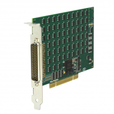 PCI Relay Driver Card, 64-Channels - 50-411A-001