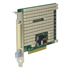 PCI 32x2 2Amp High Density Matrix Card - 50-527-001