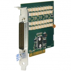 PCI Dual 4-Channel 4-Pole 2Amp Multiplexer - 50-635-107