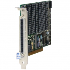 PCI Very High Density Multiplexer, Quad 24-Channel, 2-Pole - 50-671A-022-Q/24/2