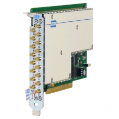PCI 8x9 RF Coaxial Matrix Card 75 Ohm SMB - 50-725A-751