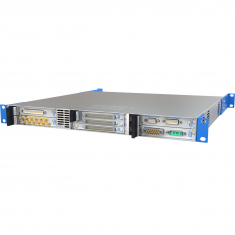 6-Slot USB/LXI Modular Chassis with Scan List Sequencing & Triggering- 60-106-002