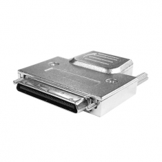68-Pin VHDCI Connector, Male With Backshell - C068VMR-6SB-5B