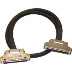 Cable Assy 96 Pin SCSI micro-D F-F 4M - 40-970B-096-4m-FF