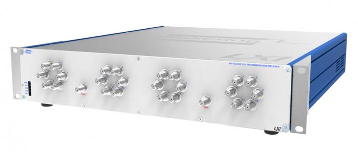 LXI 75Ω 高隔离度射频多路复用开关插图1