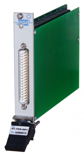 Pickering 41-752 PXI Battery Simulator Module