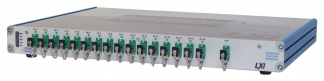 LXI Single 32 Channel Fiber Multiplexer SC, Multi-Mode with Loop-Thru - 60-851-224