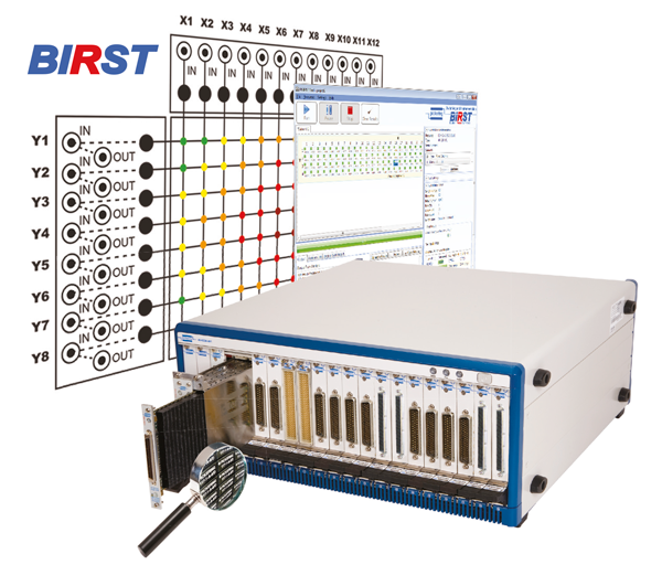 Built-In Relay Self-Test - BIRST