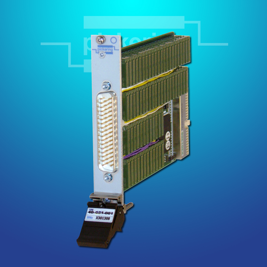 High-Density PXI Multiplexer