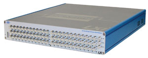 LXI Video RF multiplexers