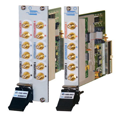 PXI Attenuators Modules