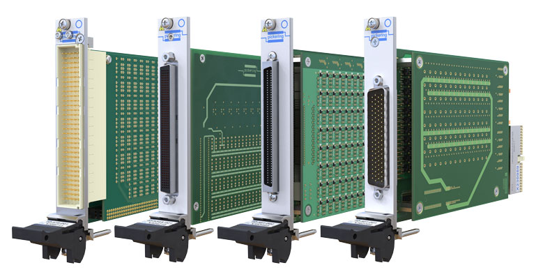 High-Density PXI Switch Matrices