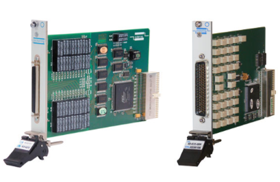PXI Low Density Multiplexer Switch Modules