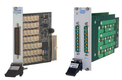 High-Power PXI Multiplexer Switch Modules