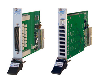 Differential & Telecoms PXI Switching